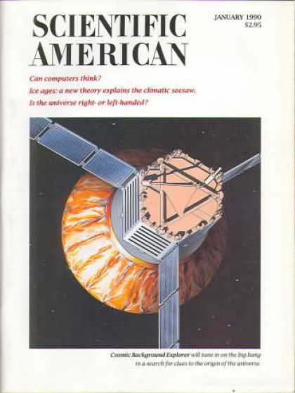 Scientific American - January 1990