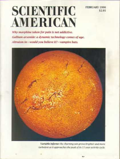 Scientific American - February 1990