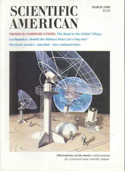 Scientific American - March 1990