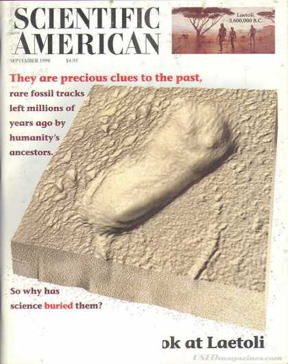 Scientific American - September 1998