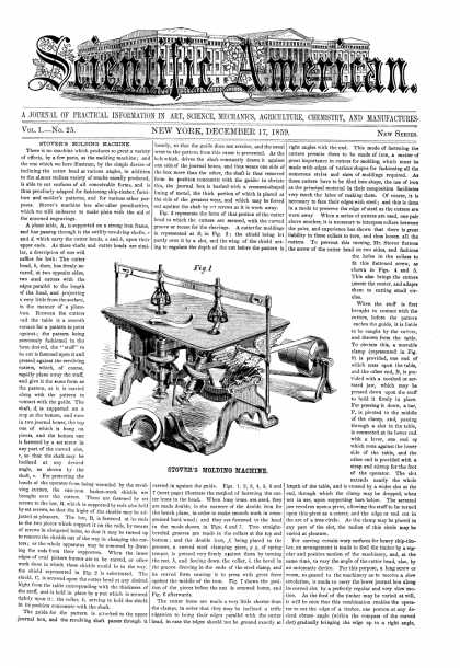 Scientific American - Dec 17, 1859 (vol. 1, #25)