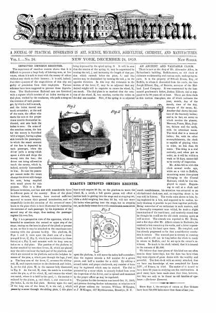 Scientific American - Dec 24, 1859 (vol. 1, #26)