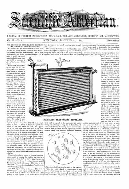 Scientific American - Jan 21, 1860 (vol. 2, #4)