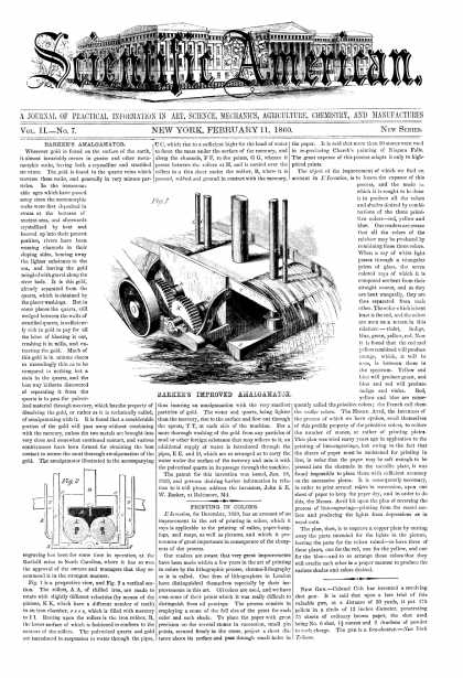 Scientific American - Feb 11, 1860 (vol. 2, #7)