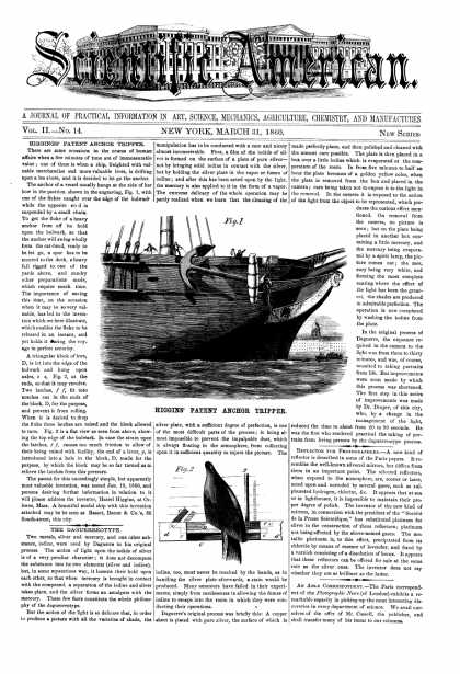 Scientific American - Mar 31, 1860 (vol. 2, #14)
