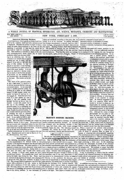 Scientific American - Feb 3, 1866 (vol. 14, #6)