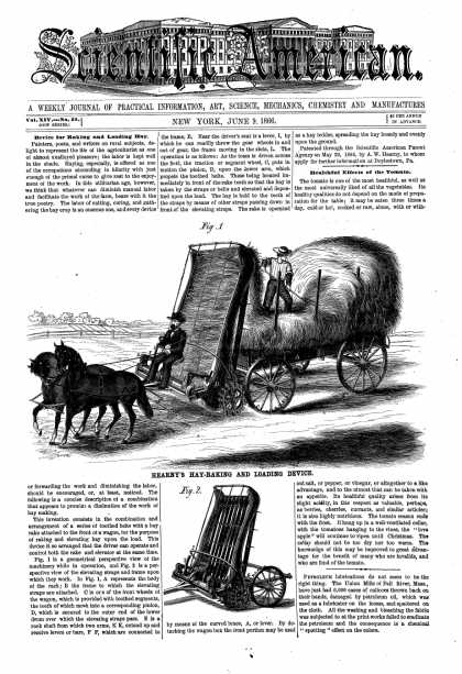 Scientific American - June 9, 1866 (vol. 14, #24)