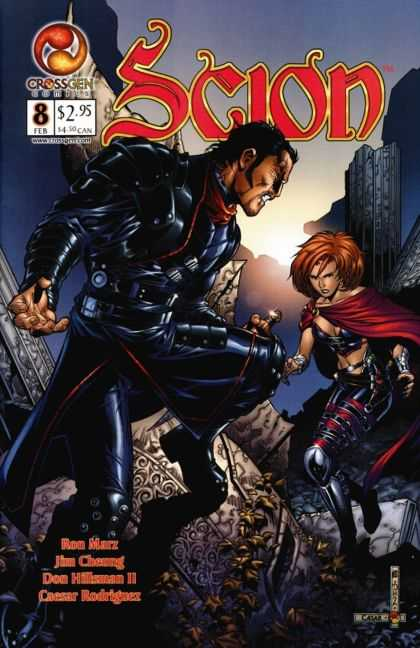 Scion 8 - Crossgen Comics - 8 Feb - 295 - Ron Marz - Jim Cheung - Jim Cheung