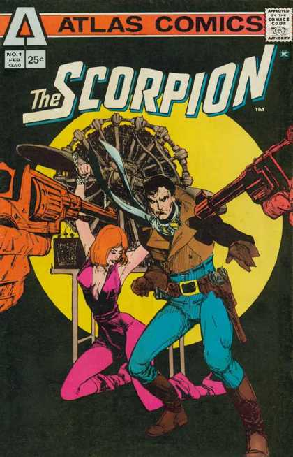Scorpion 1 - Howard Chaykin