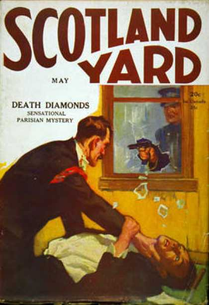 Scotland Yard - 5/1930 - Dick Giordano
