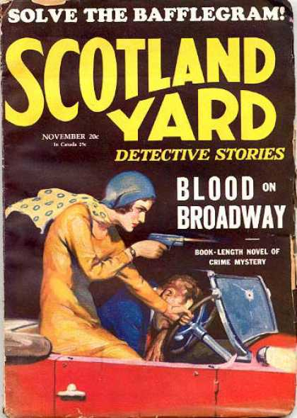 Scotland Yard - 11/1930 - Dick Giordano