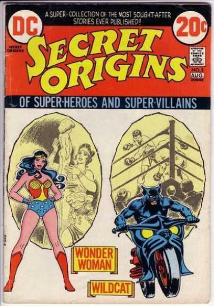 Secret Origins 3 - Nick Cardy