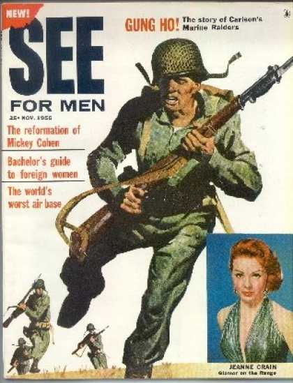 See for Men - 11/1956
