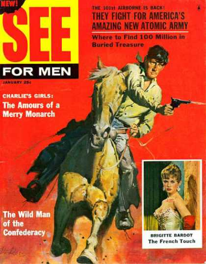 See for Men - 1/1957