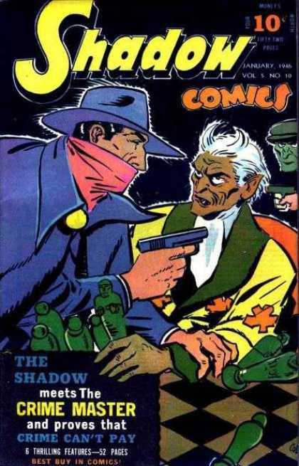 Shadow Comics 58