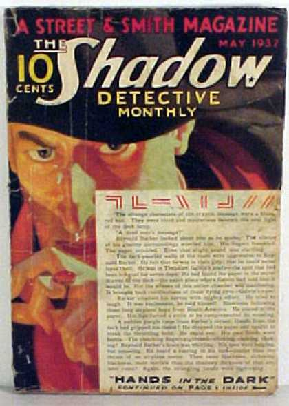 Shadow 9 - Joe Kubert, Kyle Baker