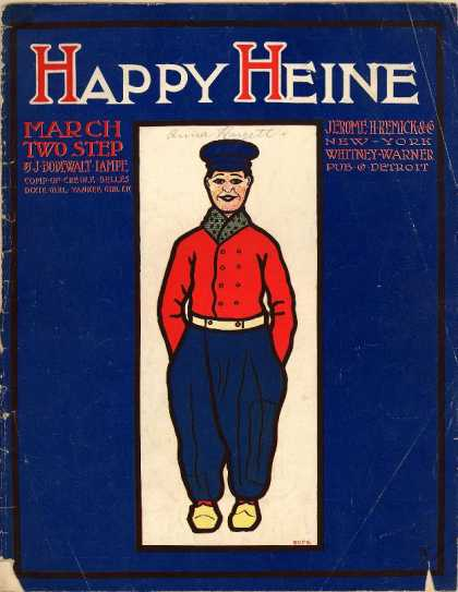 Sheet Music - Happy Heine