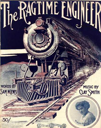 Sheet Music - Ragtime engineer