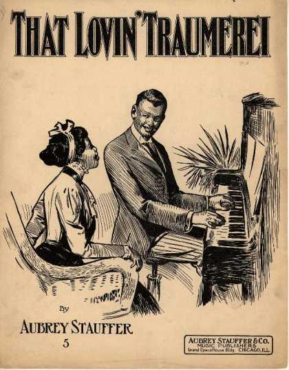 Sheet Music - That lovin' traumerei
