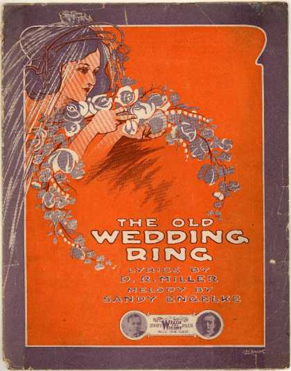 Sheet Music - The old wedding ring
