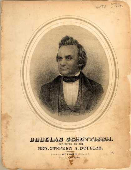 Sheet Music - Douglas Schottisch