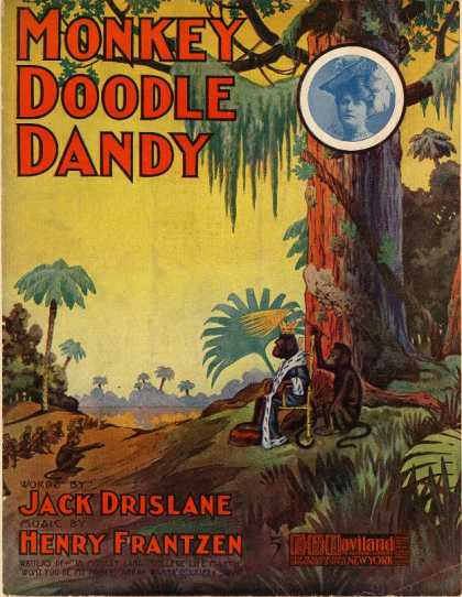 Sheet Music - Monkey doodle dandy