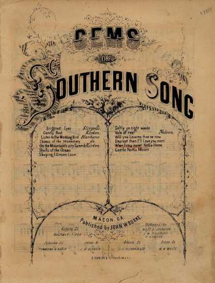 Sheet Music - When I saw sweet Nellie home