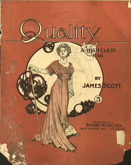 Sheet Music - Quality