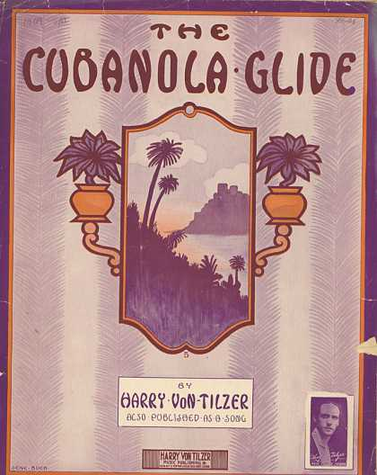 Sheet Music - The cubanola glide