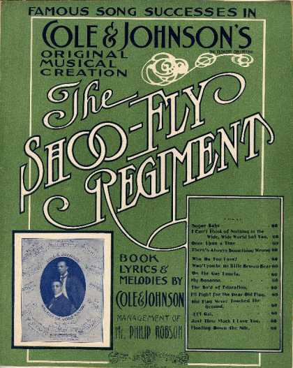 Sheet Music - Sugar babe; The shoo-fly regiment