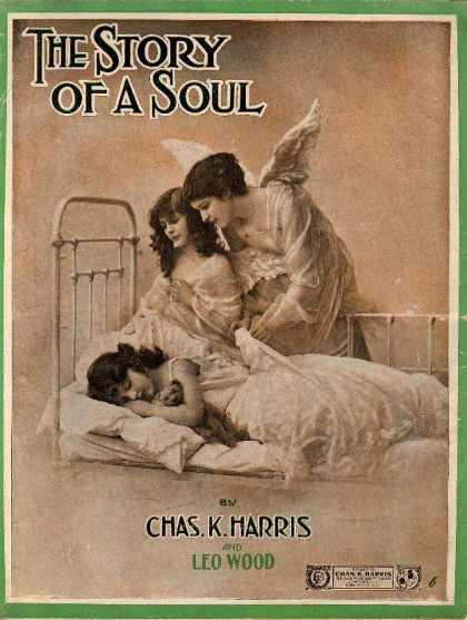 Sheet Music - The story of a soul