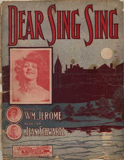 Sheet Music - Dear Sing Sing