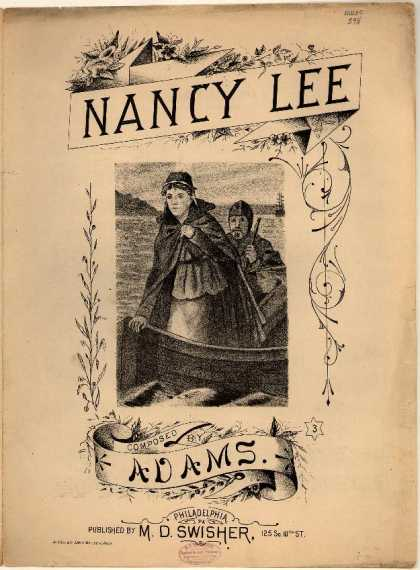 Sheet Music - Nancy Lee