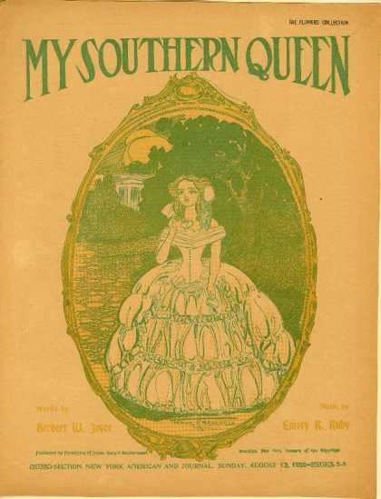 Sheet Music - My southern queen