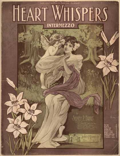 Sheet Music - Heart whispers; Intermezzo