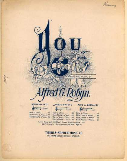 Sheet Music - You