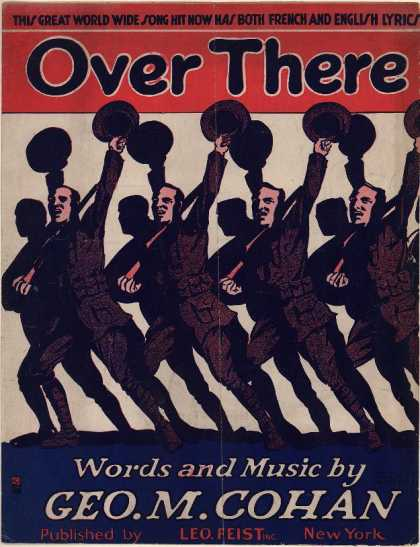 Sheet Music - Over there