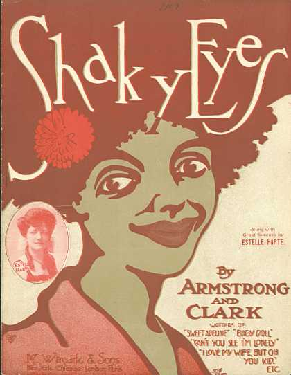 Sheet Music - Shaky eyes