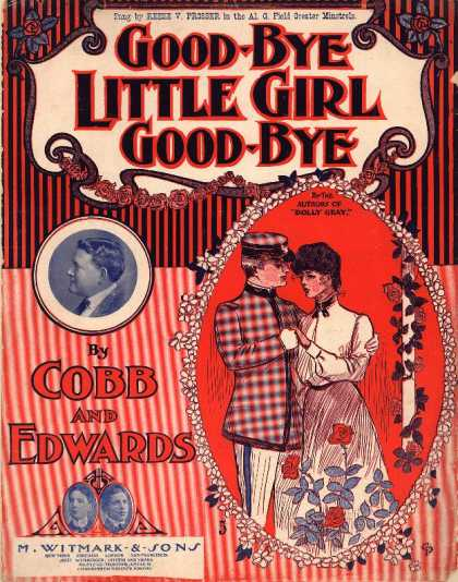 Sheet Music - Good-bye little girl good-bye