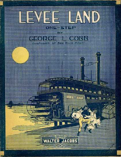 Sheet Music - Levee land; One-step