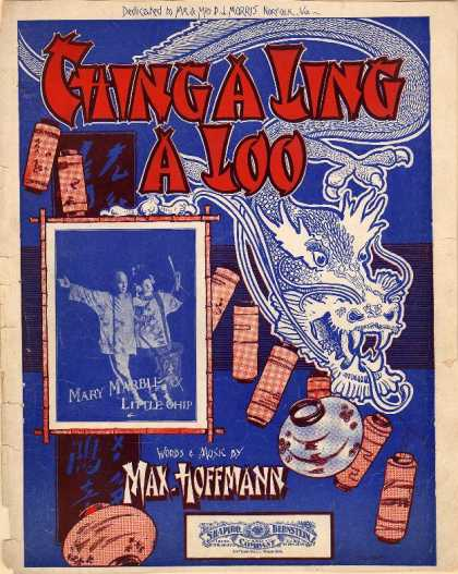 Sheet Music - Ching a ling a loo