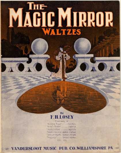 Sheet Music - Magic mirror; Op. 255