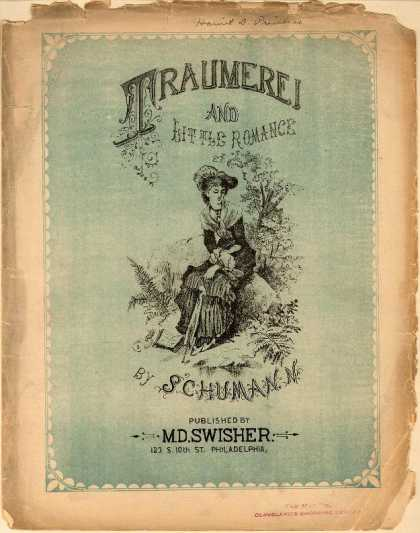 Sheet Music - Traumerei and Little romance; Op. 15; Revery