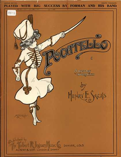 Sheet Music - Pocatello