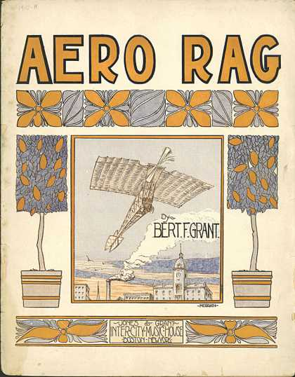 Sheet Music - Aero rag