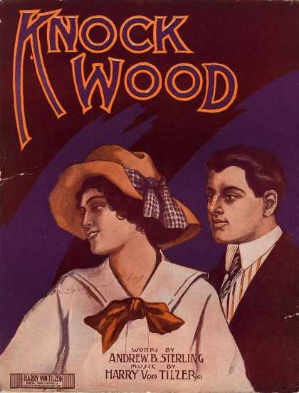 Sheet Music - Knock wood