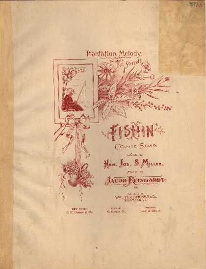Sheet Music - Fishin'