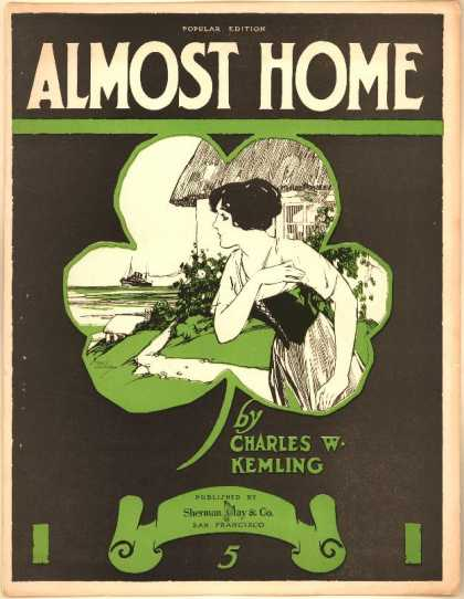 Sheet Music - Almost home