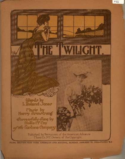 Sheet Music - Twilight