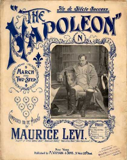 Sheet Music - Napoleon march